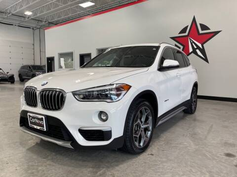 2016 BMW X1 for sale at CarNova - Shelby Township in Shelby Township MI