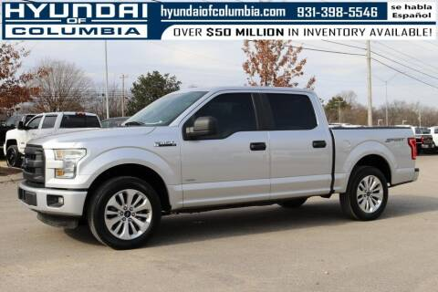 2016 Ford F-150 for sale at Hyundai of Columbia Con Alvaro in Columbia TN