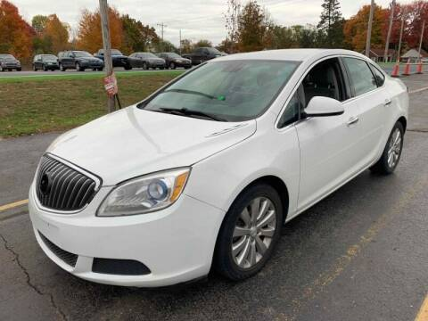 2014 Buick Verano for sale at Superior Motors in Mount Morris MI