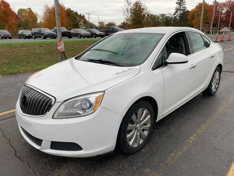 2014 Buick Verano for sale at Superior Motors in Mount Morris MI
