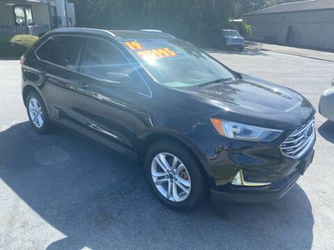 2019 Ford Edge for sale at D & D Auto Sales in Valdosta GA