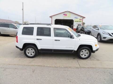 2017 Jeep Patriot for sale at Jefferson St Motors in Waterloo IA