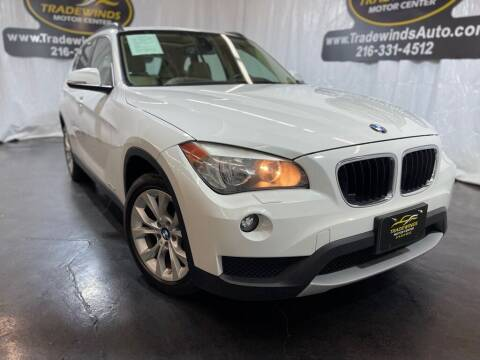 2013 BMW X1 for sale at TRADEWINDS MOTOR CENTER LLC in Cleveland OH