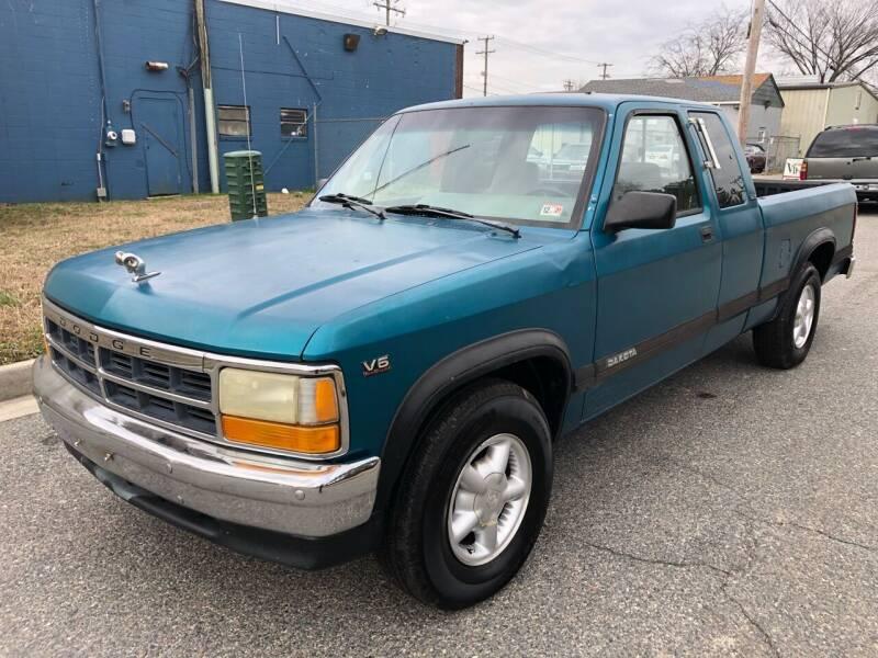 1994 Dodge Dakota for sale at Ride One Auto Sales in Norfolk VA