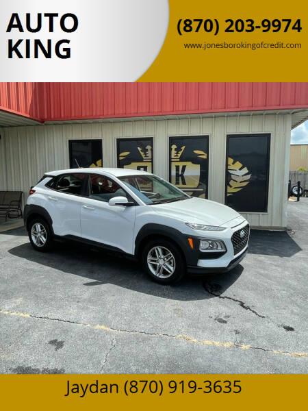 2019 Hyundai Kona for sale at AUTO KING in Jonesboro AR
