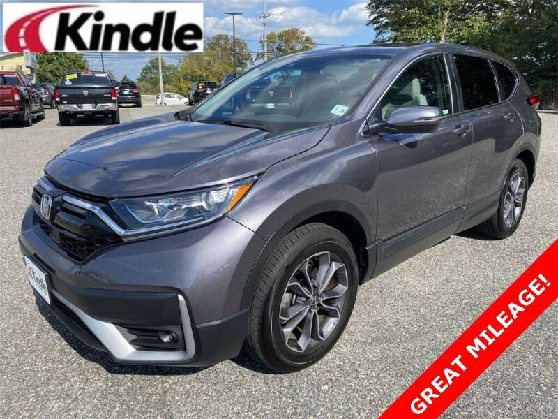 2020 Honda CR-V for sale at Kindle Auto Plaza in Cape May Court House NJ