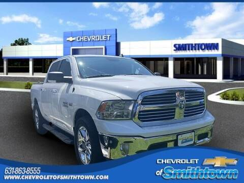 2017 RAM Ram Pickup 1500 for sale at CHEVROLET OF SMITHTOWN in Saint James NY