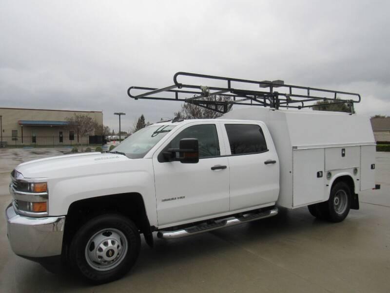2015 Chevrolet Silverado 3500HD CC for sale in Oakdale, CA