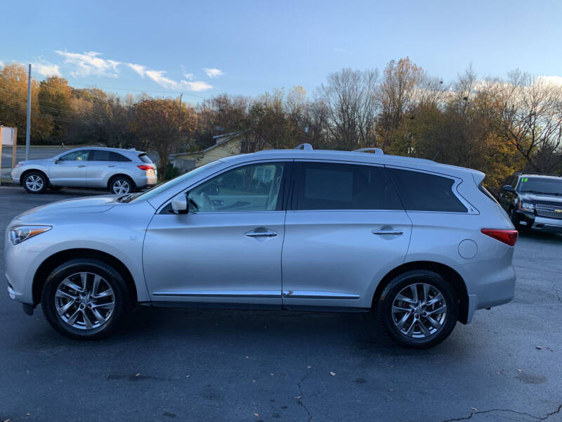 2014 Infiniti QX60 for sale at Simple Auto Solutions LLC in Greensboro NC