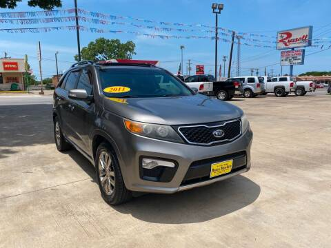 2011 Kia Sorento for sale at Russell Smith Auto in Fort Worth TX