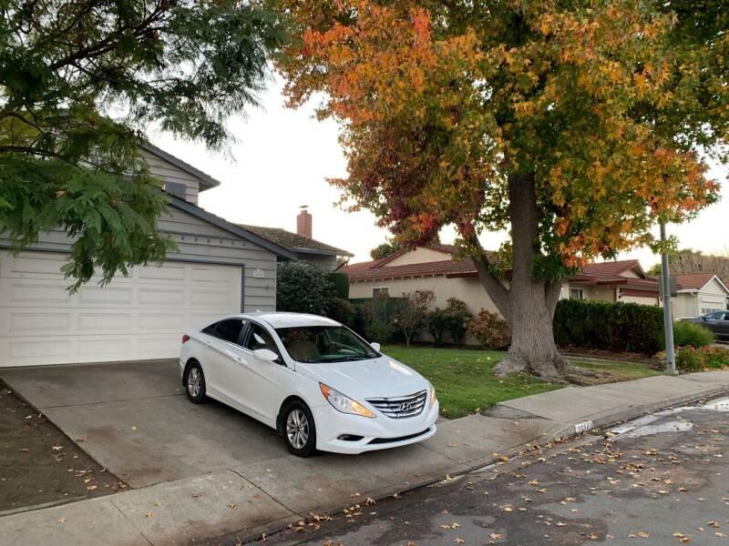 2013 Hyundai Sonata for sale at Blue Eagle Motors in Fremont CA