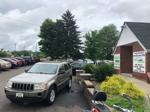 2005 Jeep Grand Cherokee for sale at Direct Sales & Leasing in Youngstown OH