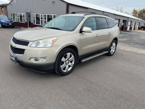 2012 Chevrolet Traverse for sale at Hill Motors in Ortonville MN