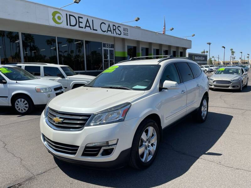 2014 Chevrolet Traverse for sale at Ideal Cars East Mesa in Mesa AZ