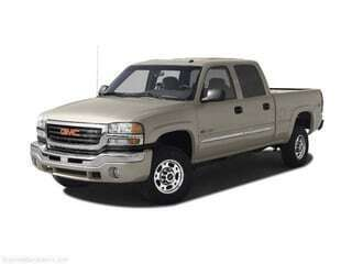 2003 GMC Sierra 2500HD for sale at SULLIVAN MOTOR COMPANY INC. in Mesa AZ