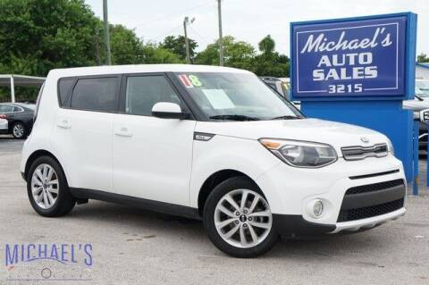2018 Kia Soul for sale at Michael's Auto Sales Corp in Hollywood FL