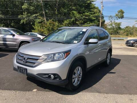 2014 Honda CR-V for sale at Royal Crest Motors in Haverhill MA
