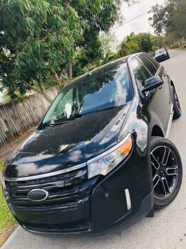 2013 Ford Edge for sale at IRON CARS in Hollywood FL