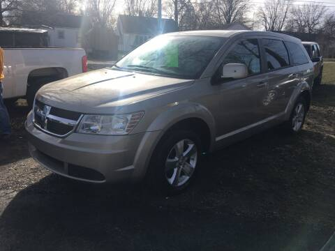 2009 Dodge Journey for sale at Antique Motors in Plymouth IN