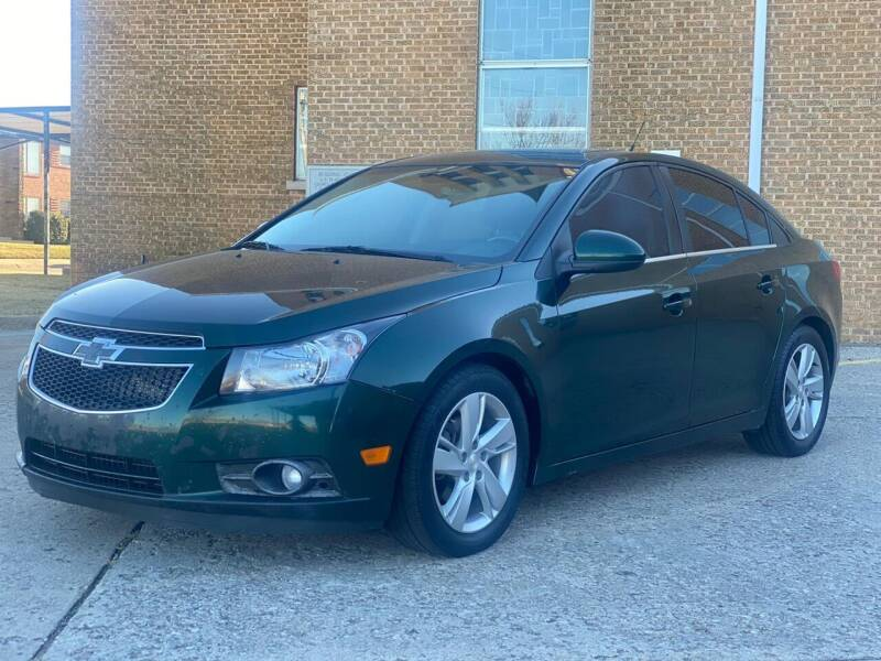 2014 Chevrolet Cruze for sale at CARFAIR AUTO SALES in Oklahoma City OK