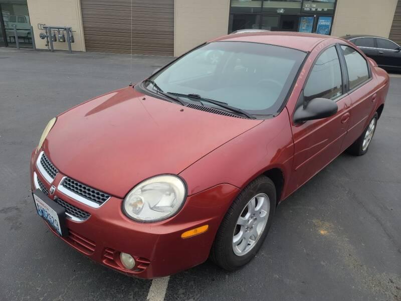 2004 Dodge Neon for sale at Rynok Auto Sales LLC in Auburn WA