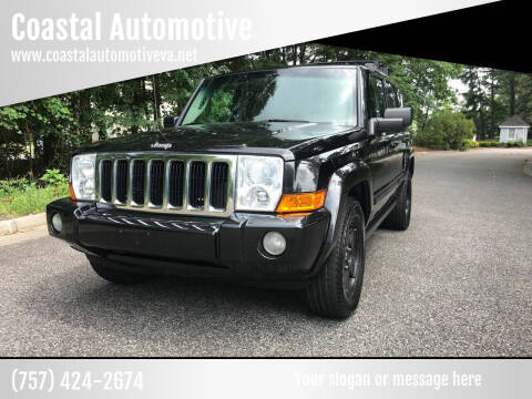 2009 Jeep Commander for sale at Coastal Automotive in Virginia Beach VA