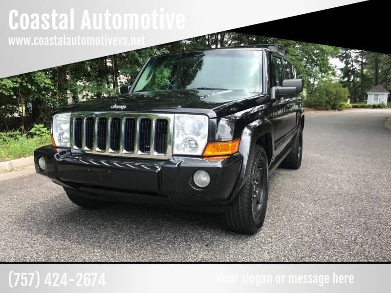 2009 Jeep Commander for sale at Coastal Automotive in Virginia Beach VA