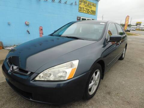 2005 Honda Accord for sale at Safeway Auto Sales in Indianapolis IN