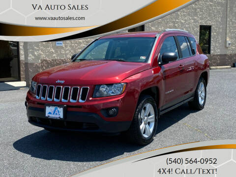 2015 Jeep Compass for sale at Va Auto Sales in Harrisonburg VA