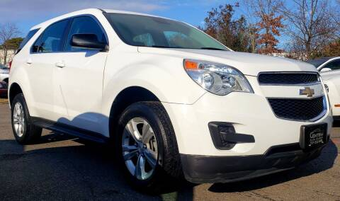 2014 Chevrolet Equinox for sale at Central 1 Auto Brokers in Virginia Beach VA