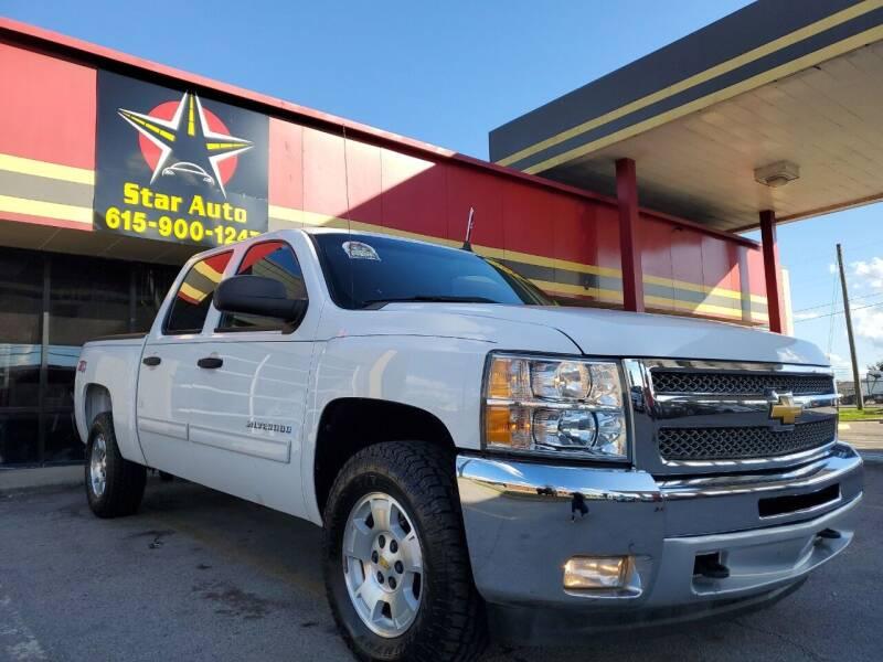 2012 Chevrolet Silverado 1500 for sale at Star Auto Inc. in Murfreesboro TN