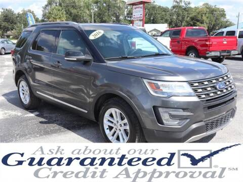 2016 Ford Explorer for sale at Universal Auto Sales in Plant City FL