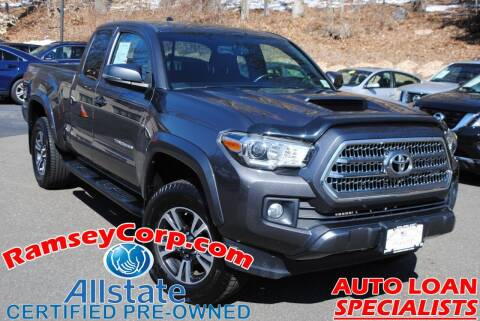 2016 Toyota Tacoma for sale at Ramsey Corp. in West Milford NJ