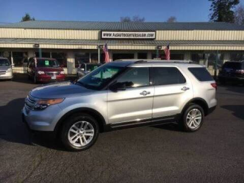 2013 Ford Explorer for sale at PJ's Auto Center in Salem OR