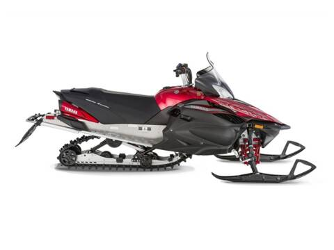 2016 Yamaha RS Vector LE for sale at Road Track and Trail in Big Bend WI