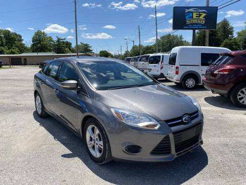 2013 Ford Focus for sale at 2EZ Auto Sales in Indianapolis IN