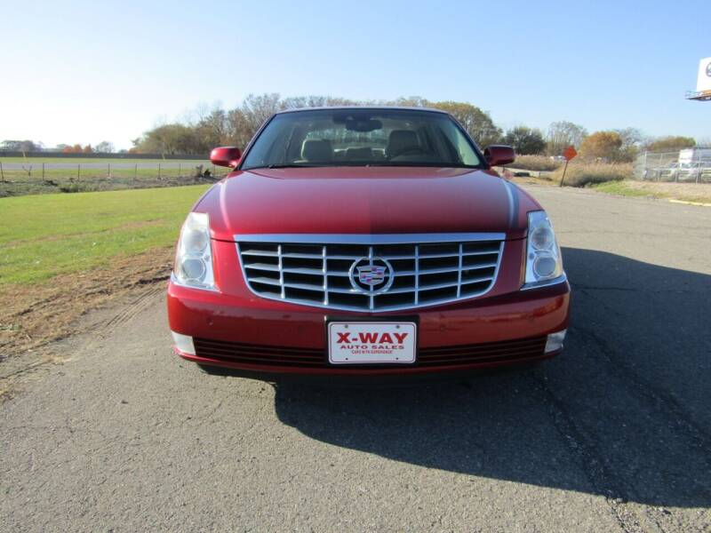 2008 Cadillac DTS for sale at X Way Auto Sales Inc in Gary IN