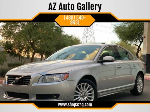 2008 Volvo S80 for sale at AZ Auto Gallery in Mesa AZ