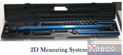 2020 2D  MEASURING SYSTEM for sale at Kamran Auto Exchange Inc in Kenosha WI