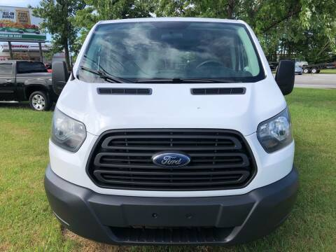 2015 Ford Transit Cargo for sale at Greenville Motor Company in Greenville NC