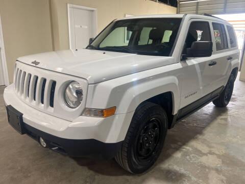 2016 Jeep Patriot for sale at Safe Trip Auto Sales in Dallas TX