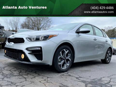 2021 Kia Forte for sale at Atlanta Auto Ventures in Roswell GA