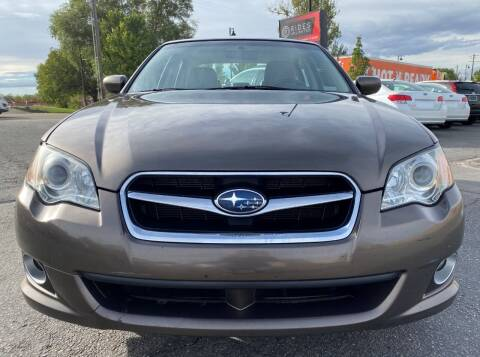 2008 Subaru Legacy for sale at Rides Unlimited in Nampa ID