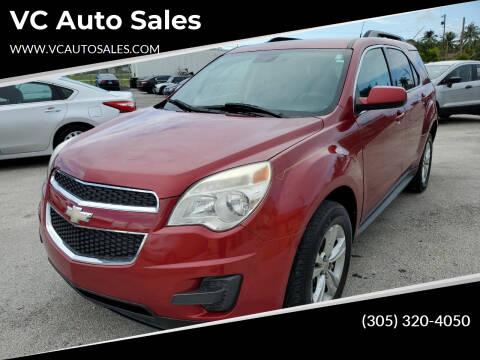 2013 Chevrolet Equinox for sale at VC Auto Sales in Miami FL