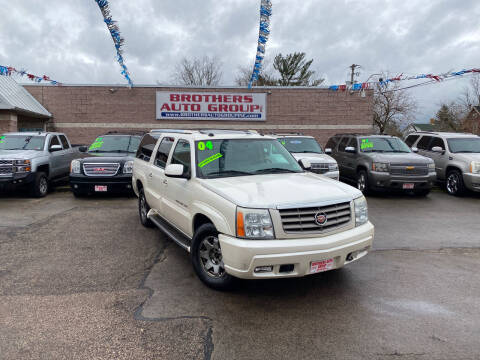 2004 Cadillac Escalade ESV for sale at Brothers Auto Group in Youngstown OH
