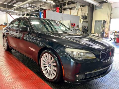 2012 BMW 7 Series for sale at Weaver Motorsports Inc in Cary NC
