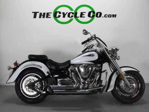 2002 Yamaha ROADSTAR 1600 for sale at THE CYCLE CO in Columbus OH