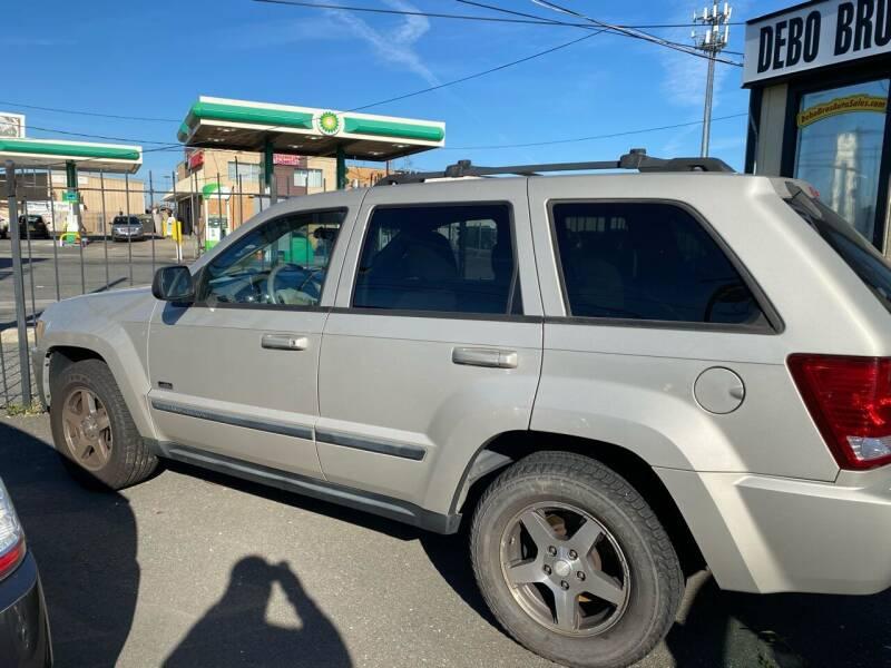 2007 Jeep Grand Cherokee for sale at Debo Bros Auto Sales in Philadelphia PA