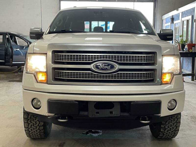 2012 Ford F-150 for sale at Ricky Auto Sales in Houston TX