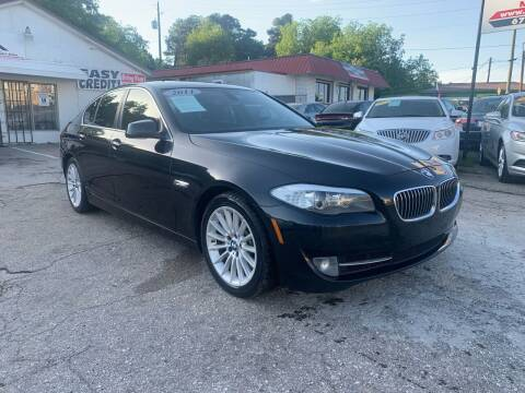 2011 BMW 5 Series for sale at SR Motors Inc in Gainesville GA